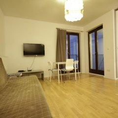 Отель Gdański Residence Апартаменты с различными типами кроватей фото 2