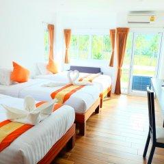 Отель Pranee Amata 3* Номер Делюкс с различными типами кроватей фото 5