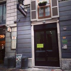 Отель The Street Milano Duomo Италия, Милан - отзывы, цены и фото номеров - забронировать отель The Street Milano Duomo онлайн вид на фасад фото 3