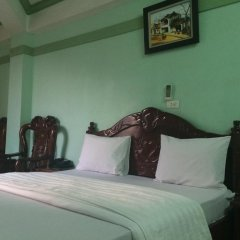 Nhan Hoa Hotel Стандартный номер с различными типами кроватей фото 5