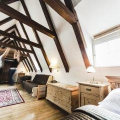 Отель Archibald At the Charles Bridge 4* Стандартный номер с различными типами кроватей фото 6