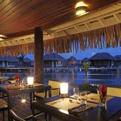 Отель Sofitel Bora Bora Marara Beach Resort Французская Полинезия, Бора-Бора - отзывы, цены и фото номеров - забронировать отель Sofitel Bora Bora Marara Beach Resort онлайн питание