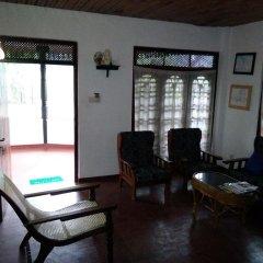 Отель Villa O.V.C Шри-Ланка, Хиккадува - отзывы, цены и фото номеров - забронировать отель Villa O.V.C онлайн интерьер отеля фото 2