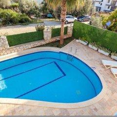 Villa Merve Турция, Калкан - отзывы, цены и фото номеров - забронировать отель Villa Merve онлайн бассейн фото 3