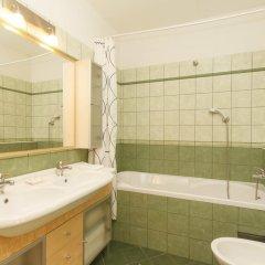 Апартаменты King Wenceslas Apartments Прага ванная