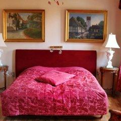 Hotel Postgaarden 3* Улучшенный номер с двуспальной кроватью фото 3