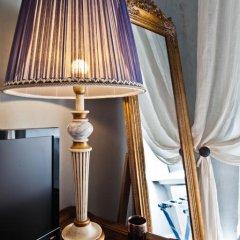 Отель LM Suite Spagna 3* Стандартный номер с двуспальной кроватью фото 38
