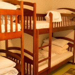 Citrus Hostel Кровать в общем номере с двухъярусной кроватью фото 6