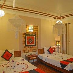 Thien Thanh Green View Boutique Hotel 3* Улучшенный номер с различными типами кроватей фото 3