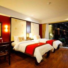 Отель Diamond Cottage Resort And Spa 4* Представительский люкс фото 5