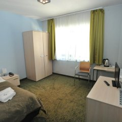 Отель Centralny Osrodek Sportu Osrodek Przygotowan Olimpijskich w Zakopanem Закопане комната для гостей фото 2