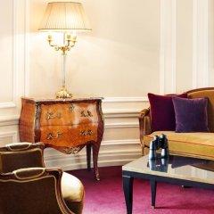 Hotel Bellevue Palace Bern 5* Стандартный номер с различными типами кроватей фото 5