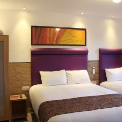 Eurotraveller Hotel Premier Tower Bridge 3* Улучшенные апартаменты с различными типами кроватей фото 8