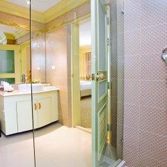 Отель Kingston Suites Bangkok 4* Улучшенный номер с различными типами кроватей фото 11