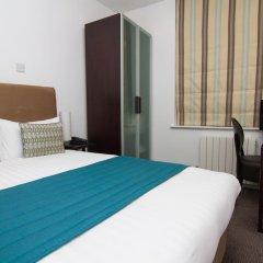 Отель Euston Square 3* Стандартный номер с различными типами кроватей фото 5