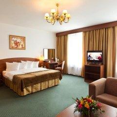 Гостиница Корстон, Москва 4* Улучшенная студия с разными типами кроватей фото 3