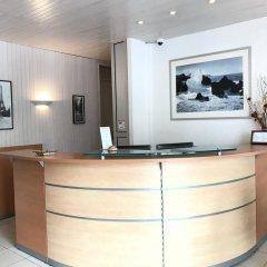 Boulogne Résidence Hotel Булонь-Бийанкур интерьер отеля фото 3