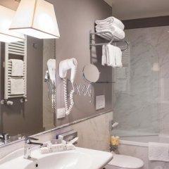 Hotel Rapallo 4* Стандартный номер с различными типами кроватей фото 9
