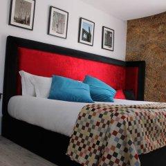 Отель Barcelos Way Guest House Улучшенный номер разные типы кроватей фото 4