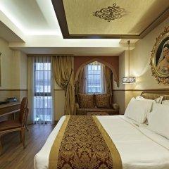 Отель Sultania 5* Стандартный номер с двуспальной кроватью фото 4