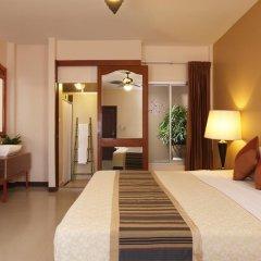 Piman Garden Boutique Hotel 3* Улучшенный номер с двуспальной кроватью фото 3