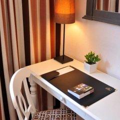 Best Western Hotel De Verdun 3* Номер Комфорт с двуспальной кроватью фото 5