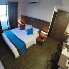 Отель Beachwood at Maafushi Island Maldives 4* Номер Делюкс с различными типами кроватей фото 2