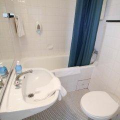 Отель Düsseldorfer Appartment ванная