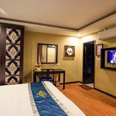 Sapa Mimosa Hotel 2* Стандартный номер с различными типами кроватей фото 9