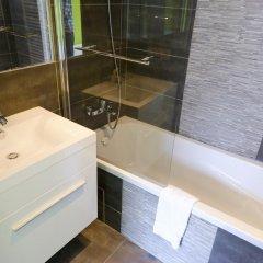 Отель Résidence Louise Бельгия, Брюссель - отзывы, цены и фото номеров - забронировать отель Résidence Louise онлайн ванная