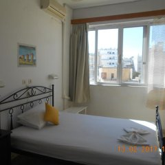 Отель Florida Hotel Греция, Родос - отзывы, цены и фото номеров - забронировать отель Florida Hotel онлайн комната для гостей фото 5