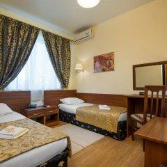 Отель Атлас Краснодар комната для гостей фото 3