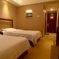 Tianjin Inner Mongolia Jinma Hotel 3* Улучшенный номер с 2 отдельными кроватями фото 2
