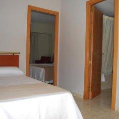 Отель Estudiotel Alicante 2* Стандартный номер с различными типами кроватей