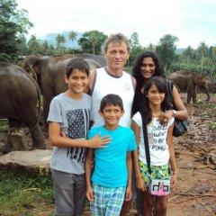 Отель Jasmin Garden Шри-Ланка, Пляж Golden Mile - отзывы, цены и фото номеров - забронировать отель Jasmin Garden онлайн детские мероприятия