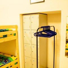 Мини-Отель Компас Кровать в женском общем номере с двухъярусной кроватью фото 2