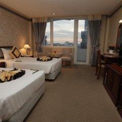 New Epoch Hotel 3* Номер Делюкс с различными типами кроватей фото 4
