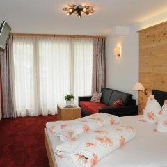 Отель Pension Restaurant Rosmarie Горнолыжный курорт Ортлер комната для гостей фото 2