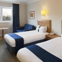 Отель Holiday Inn Edinburgh 4* Стандартный номер фото 4