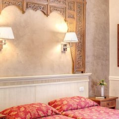Отель Caravaggio Италия, Рим - 9 отзывов об отеле, цены и фото номеров - забронировать отель Caravaggio онлайн комната для гостей фото 2