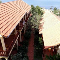 Отель Freebeach Resort 2* Стандартный номер с двуспальной кроватью фото 8