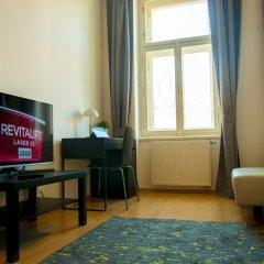 Апартаменты The Castle Apartments Прага удобства в номере фото 2