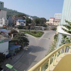 Viet Nhat Halong Hotel 2* Номер Делюкс с двуспальной кроватью фото 16