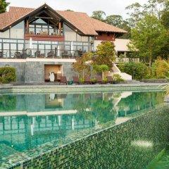 Отель Choupana Hills Resort & Spa Португалия, Фуншал - отзывы, цены и фото номеров - забронировать отель Choupana Hills Resort & Spa онлайн бассейн фото 2