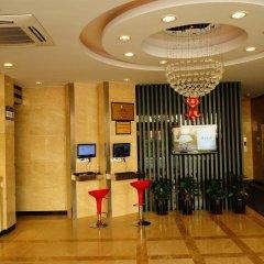Joyfulstar Hotel Pudong Airport Chenyang 2* Стандартный номер с различными типами кроватей фото 3