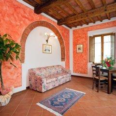 Отель Villa Di Nottola 4* Люкс с различными типами кроватей фото 2
