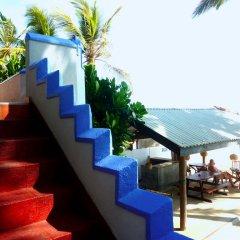 Отель Blue Ocean Villa Хиккадува бассейн фото 2