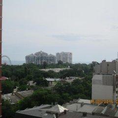 Апартаменты Apartments near the sea in the center Одесса балкон
