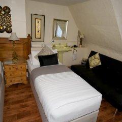 Kipps Brighton Hostel Стандартный номер с 2 отдельными кроватями фото 4