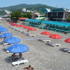 Гостиница Пансионат Кристалл пляж